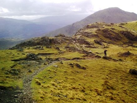 The Watkins Path mount snowdon wales
