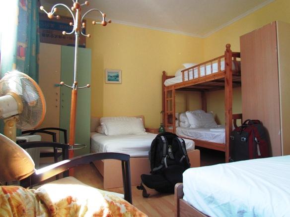 4 Bed Dorm room Nanning city Hostel China