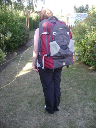 dd27764cc2b519 Review of our Caribee backpacks after 5 months use.