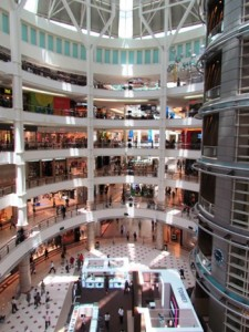 Shopping Centres in Kuala Lumpur
