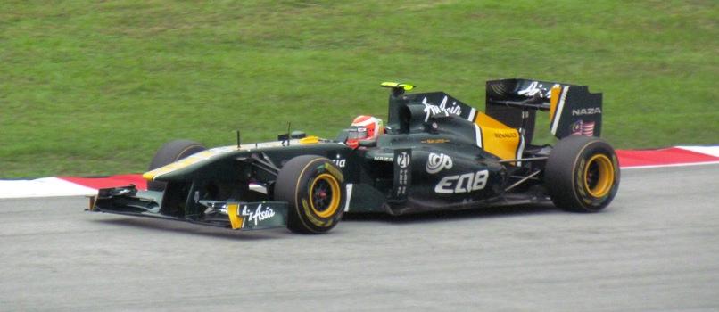 Lotus Malaysian Grand Prix