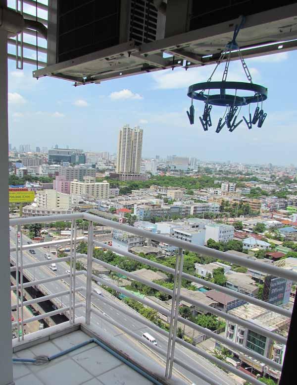 bangkok apartment balcony