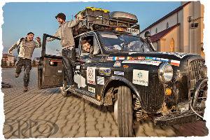Thumbnail image for Random Traveller #46