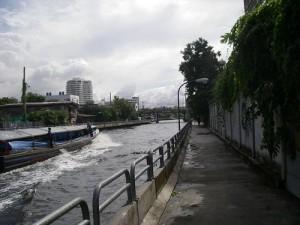 River Taxi's in Bangkok Thailand