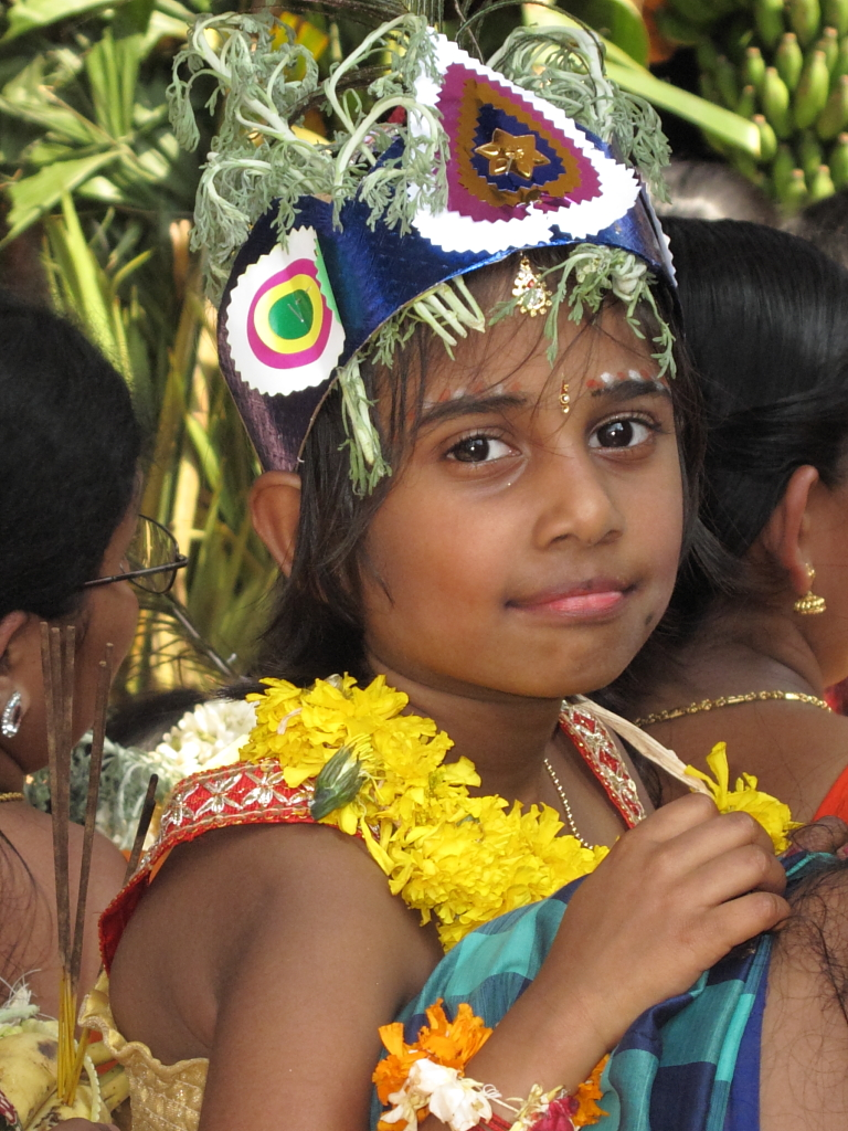 Pongala Festival in Trivandrum, India