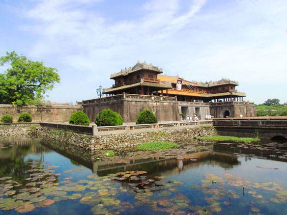 Imperial Forbidden City - Hue, Vietnam