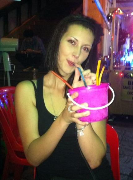 Drinking Thai Buckets
