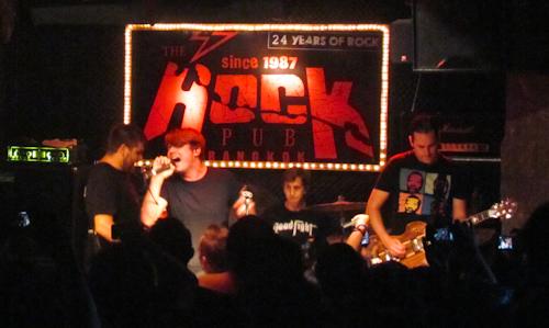 Silverstein Asia Tour