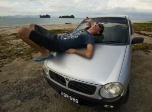 Rent a car on Langkawi, Malaysia