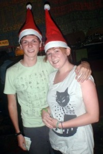 Christmas in Chiang Mai, Thailand