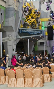Transformers: The Ride - Universal Studios Singapore