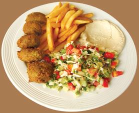 Israeli food in Bangkok