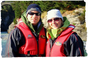 Thumbnail image for Random Traveller 72 with Nicole and Cameron of Traveling Canucks