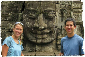 Thumbnail image for Random Traveller #74 with Matt and Erica of LivingIF
