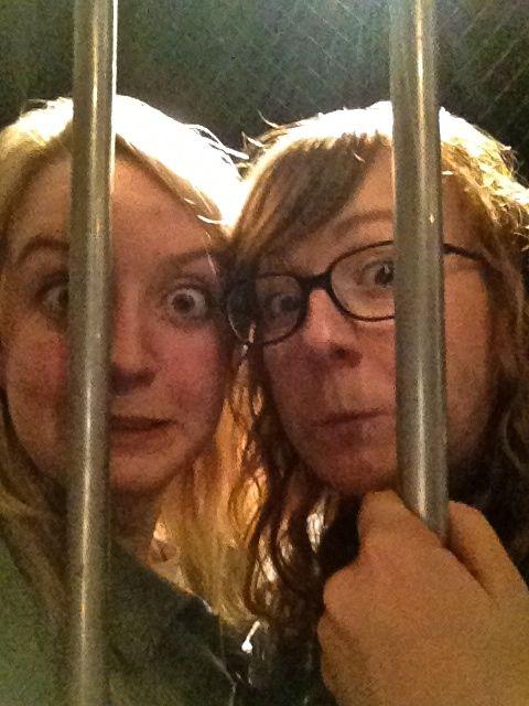 behind bars shawshank redemption secret cinema