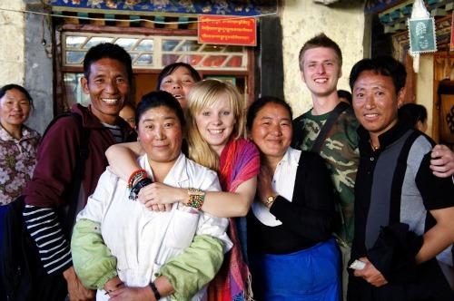 Last visit in Lhasa, Tibet