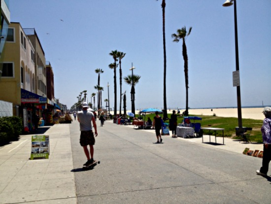 No Place To Be - Venice Beach, LA