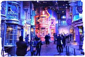 Thumbnail image for Harry Potter Studio Tour