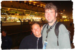 Thumbnail image for Random Traveller #101 with Mark & Julie of The Time To Go Is Now