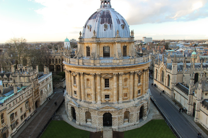 What to do in Oxford