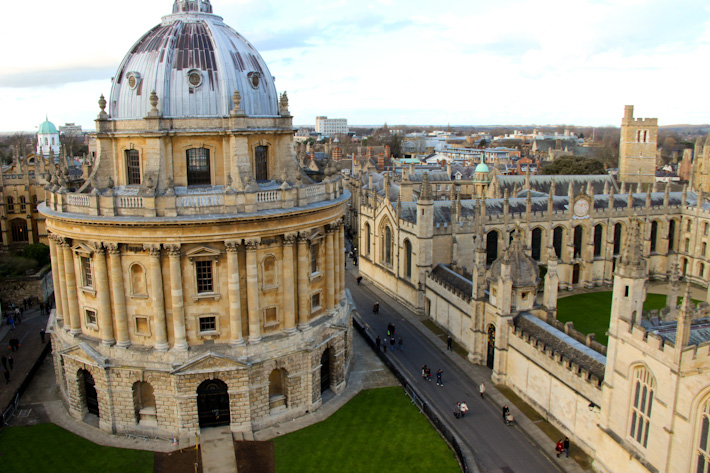 Radcliffe Camera - Things to do in Oxford