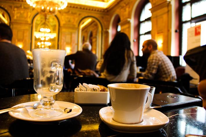 Coffee house Budapest