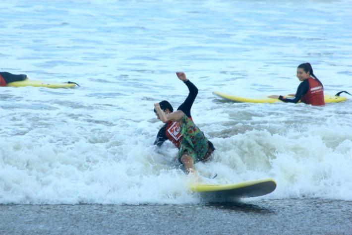 Quicksilver Surf School Bali