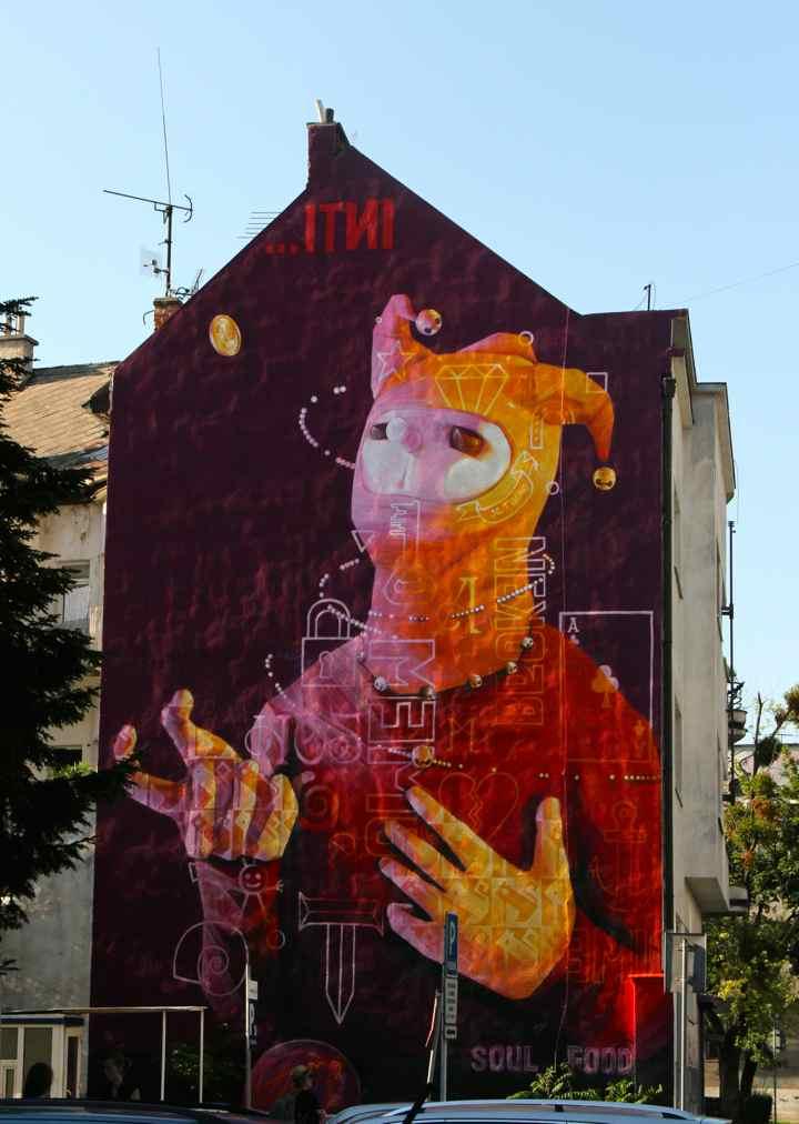 Street art Kosice
