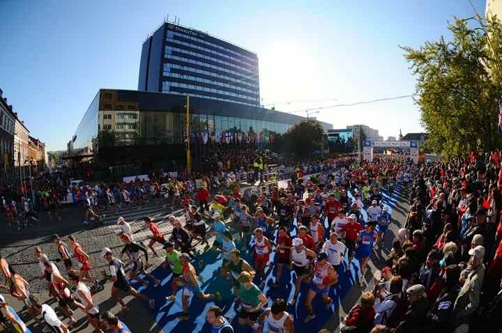 oldest peace marathon in europe