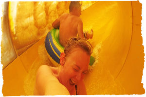 Thumbnail image for Getting wet and going wild in Dar Es Salaam