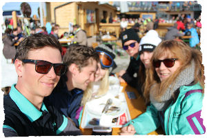 Thumbnail image for Training Week – You're going to be a ski rep!