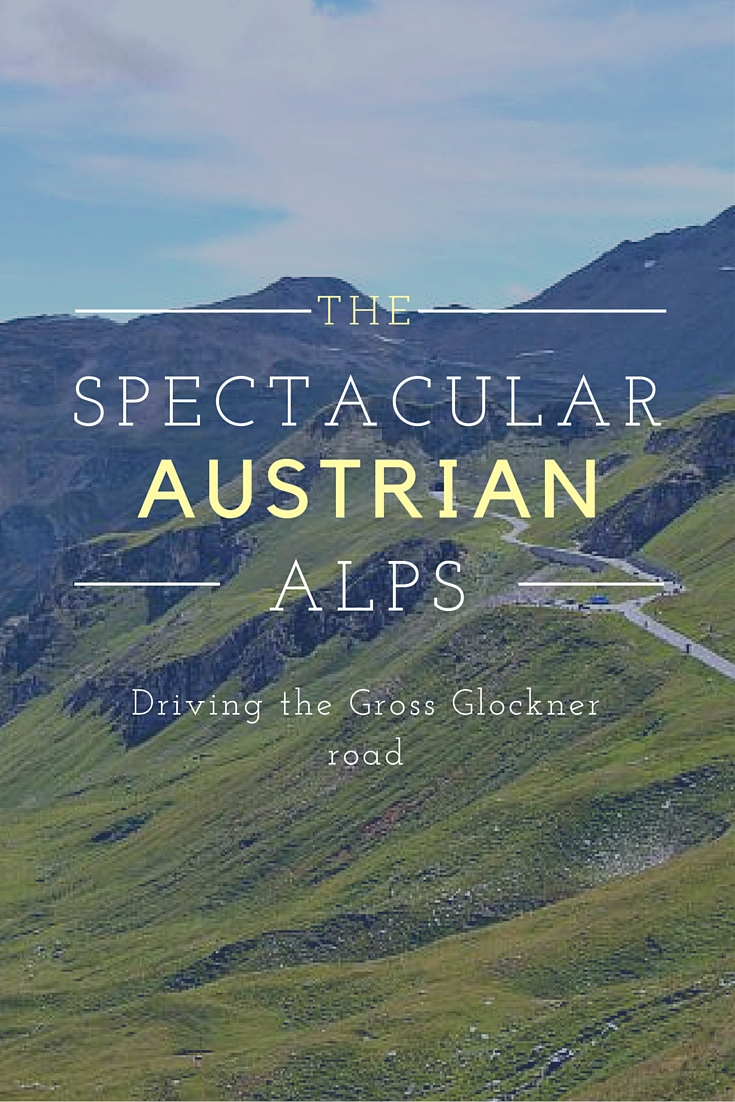 driving the Grossglockner high alpine road