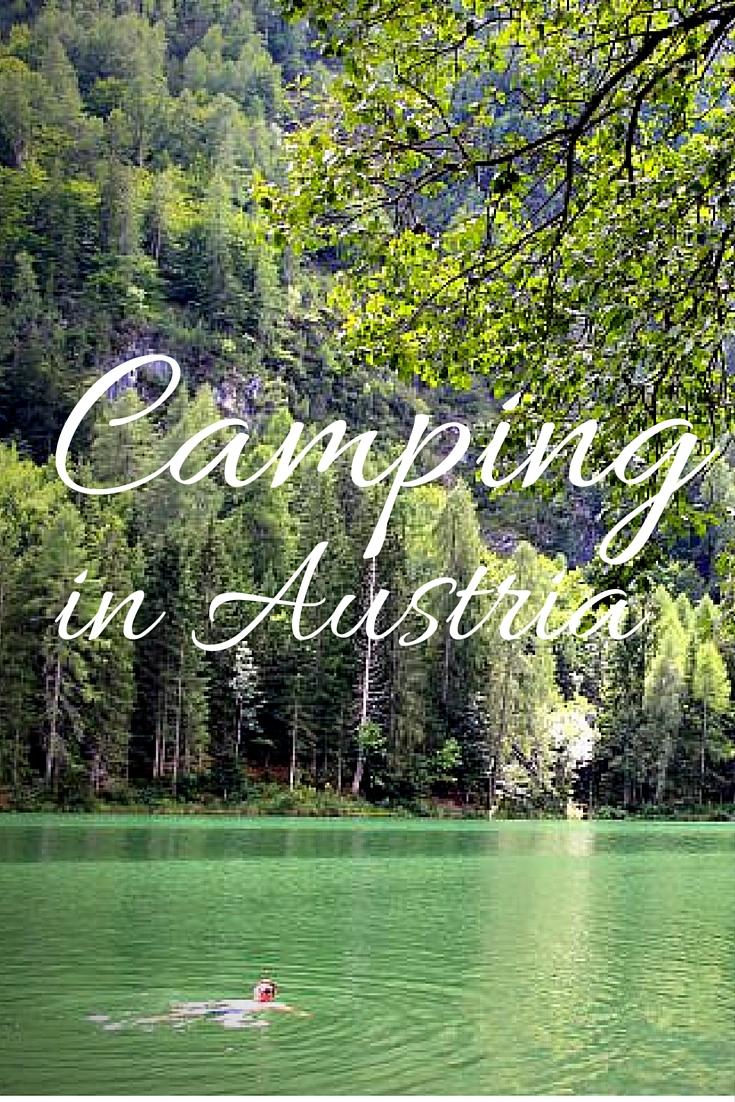 Camping in Austria