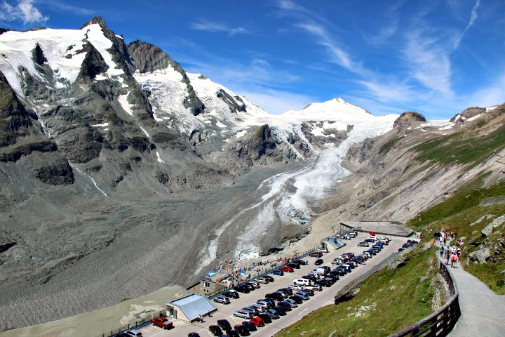 The GrossGlockner High Alpine Road