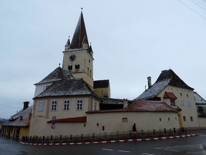 Cisnadie Church