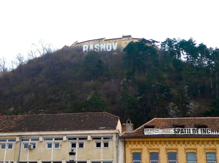 Râșnov Citadel, Romania