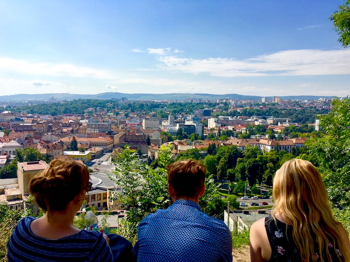 Visiting Cluj Romania