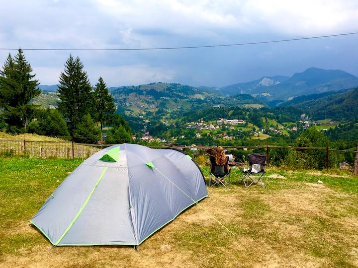 Camping Panorama Rucar